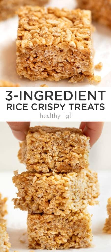 3-Ingredient Rice Crispy Treats