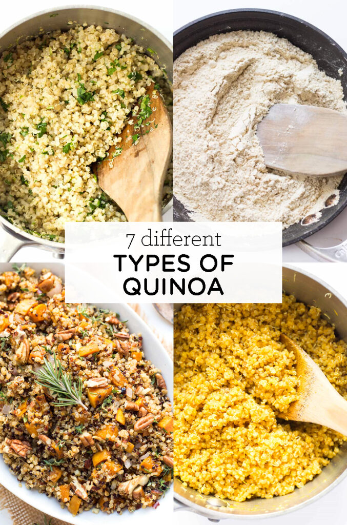 Quinoa 101: 7 Different Types of Quinoa