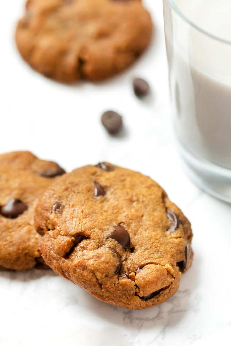 Sofy Chewy Vegan Chocolate Chip Cookies