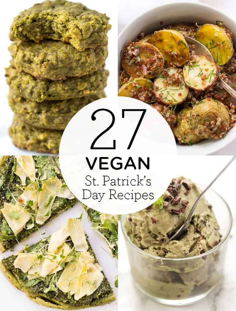 27 Vegan St. Patrick's Day Recipes