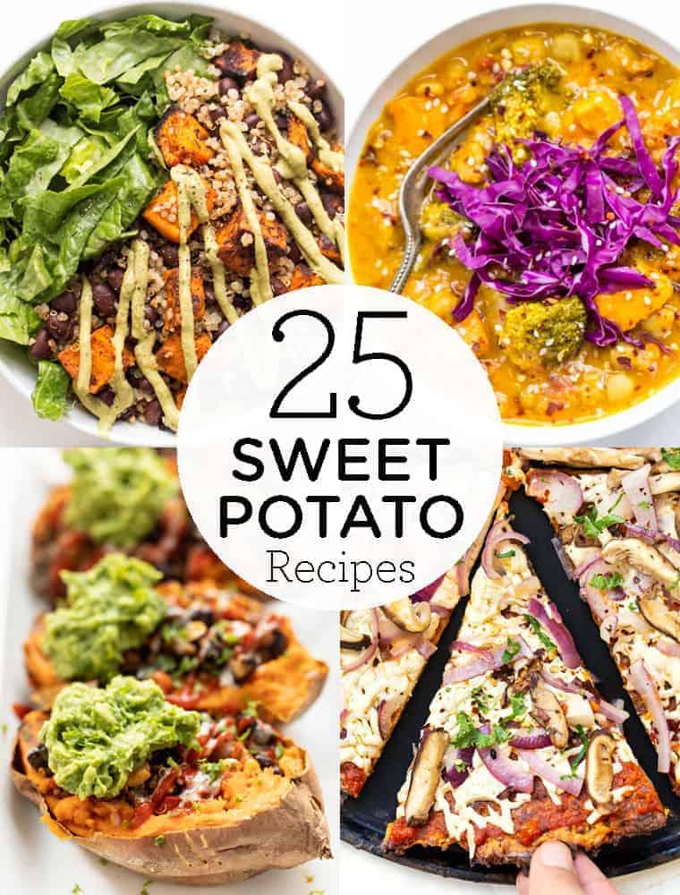 25 Easy Sweet Potato Recipes