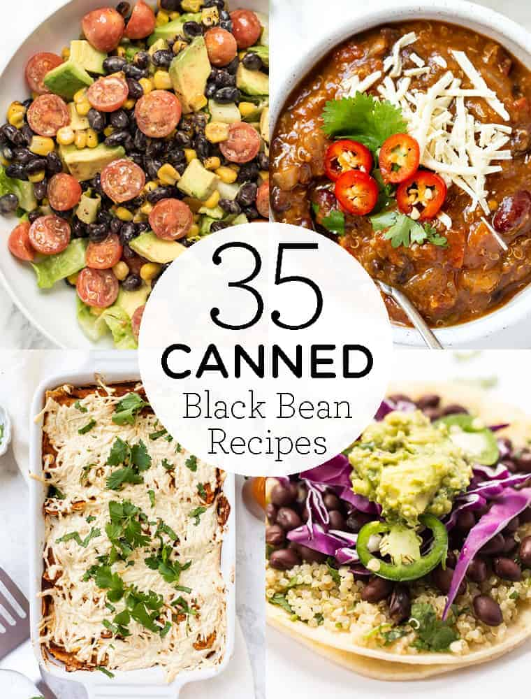 35 Canned Black Bean Recipes For Any Meal Simply Quinoa