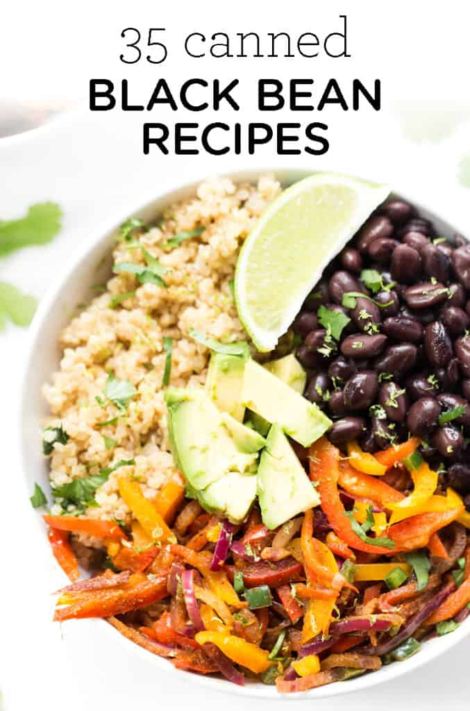 The Best Canned Black Bean Recipes