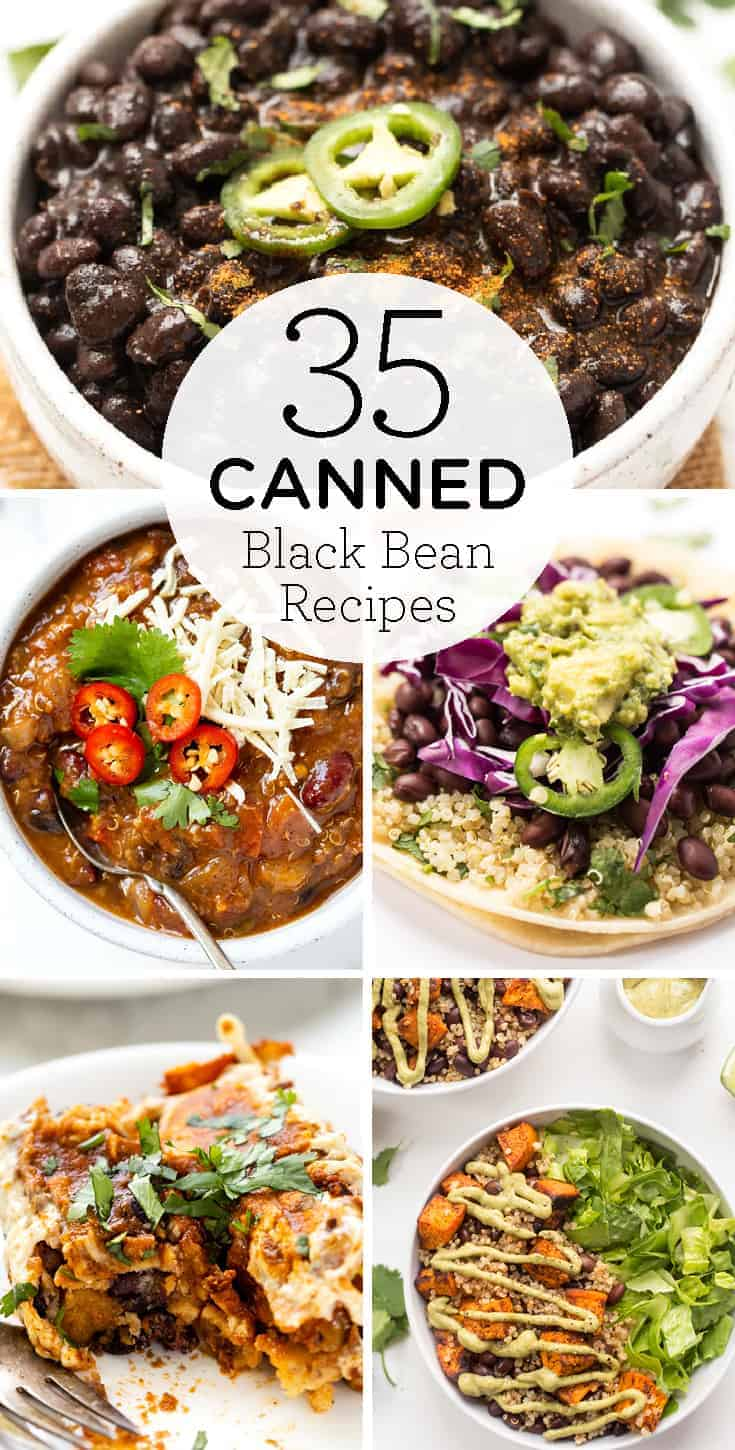 35 Canned Black Bean Recipes