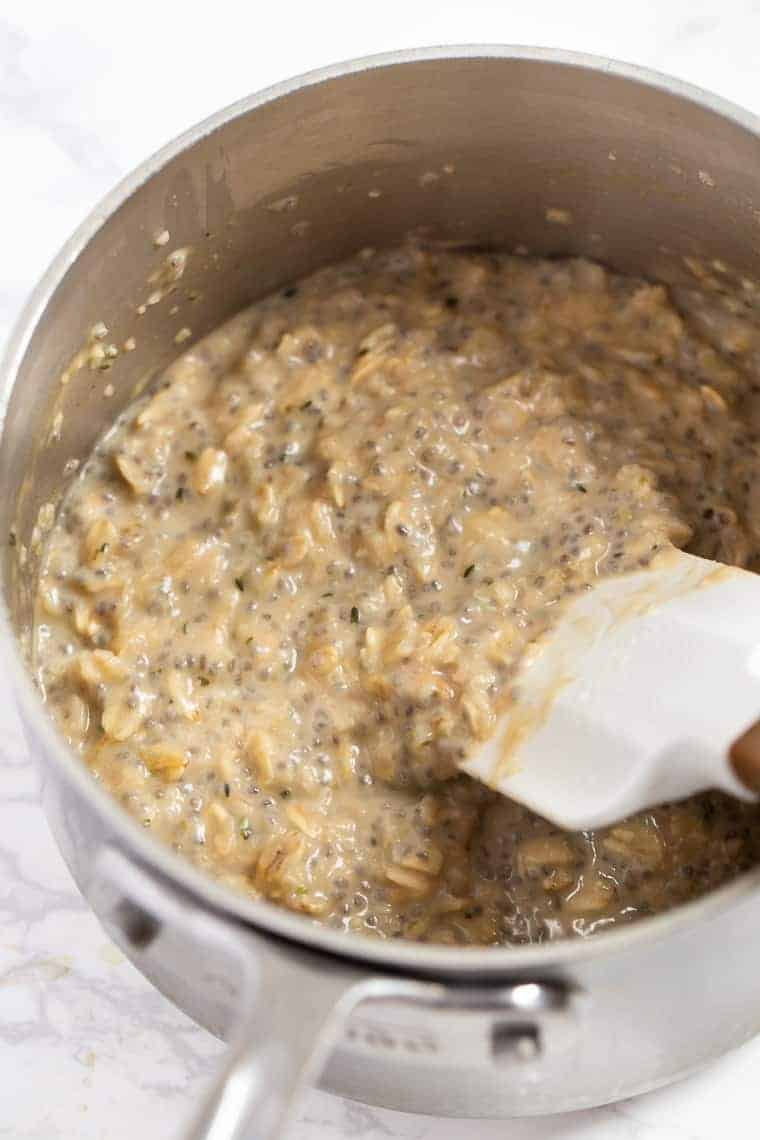 How to make Peanut Butter Oatmeal