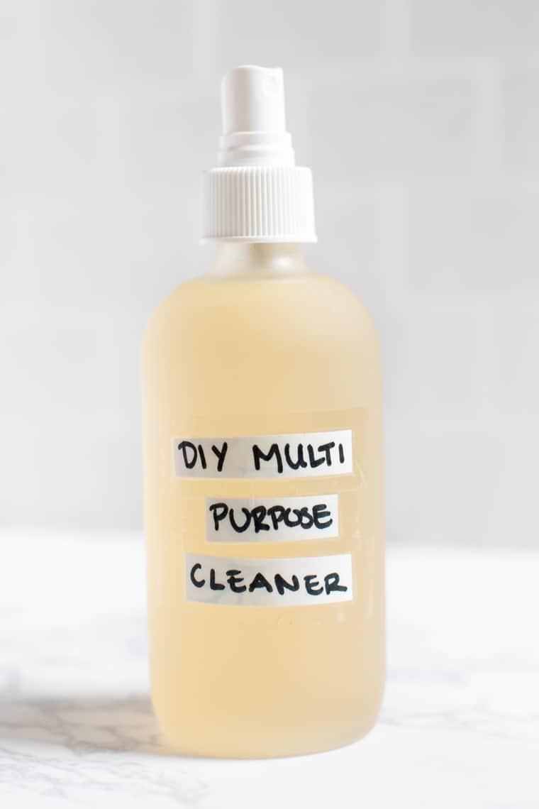 DIY Multi Purpose Cleaner Recipe