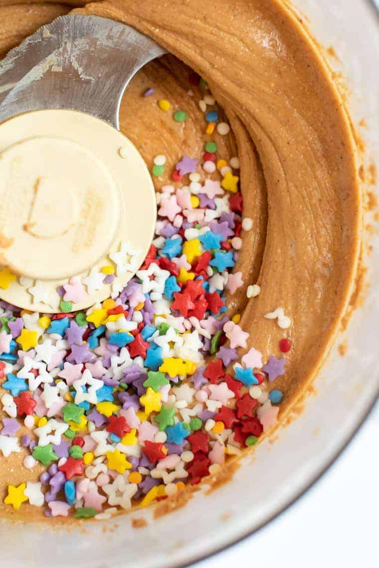 Funfetti Cashew Butter Recipe
