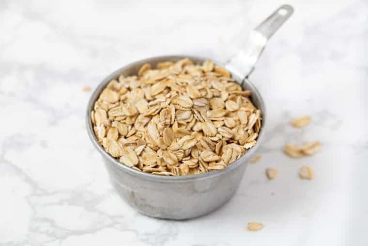 Types of Oats for Use Flour