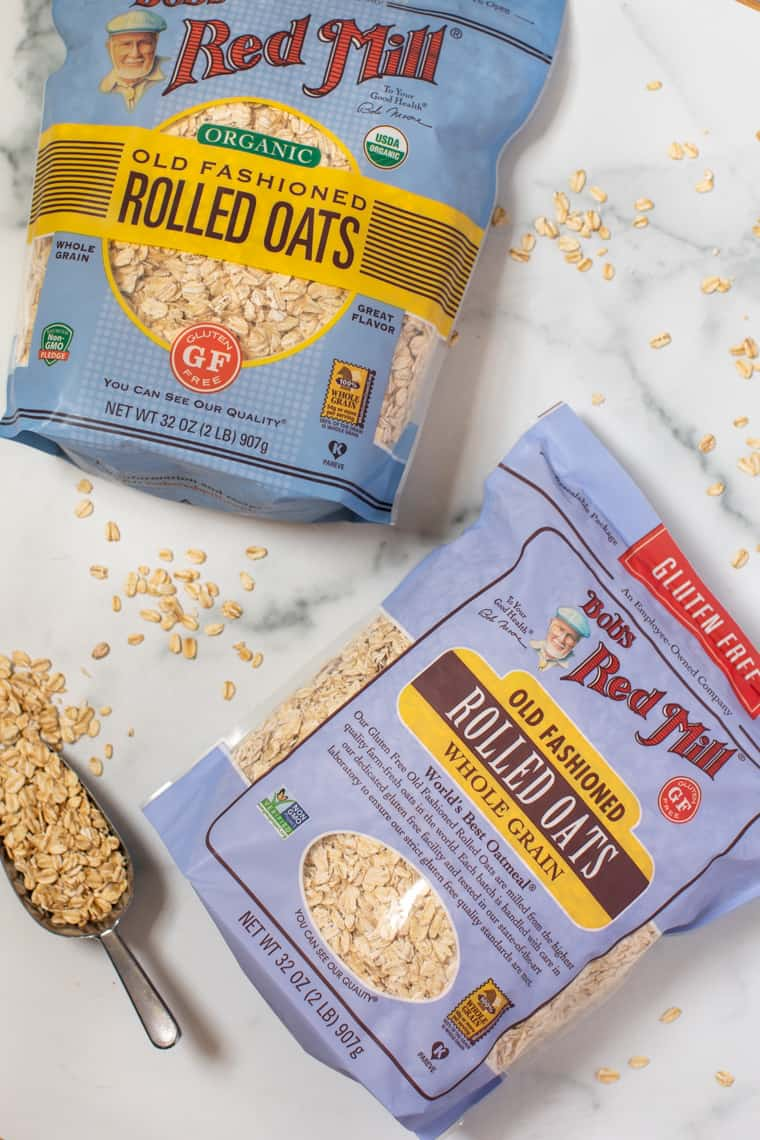 Types of Oats for Overnight Oats