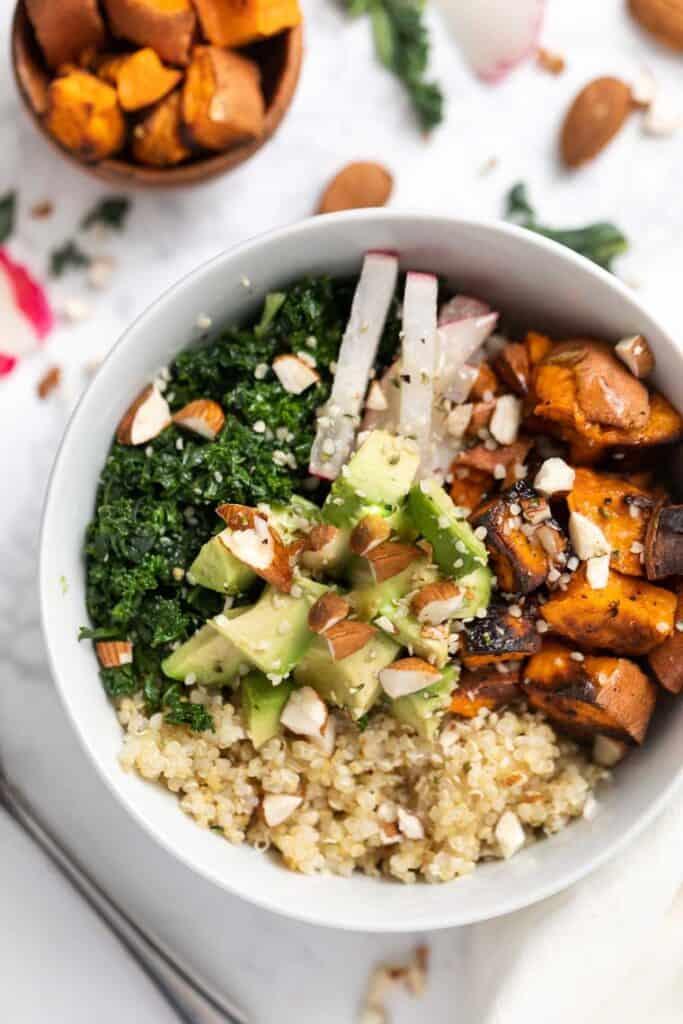 Superfood Quinoa Bowls