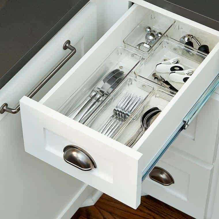 Drawer Organizer for Small Kitchens