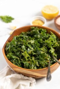 Easy Massaged Kale Salad Recipe