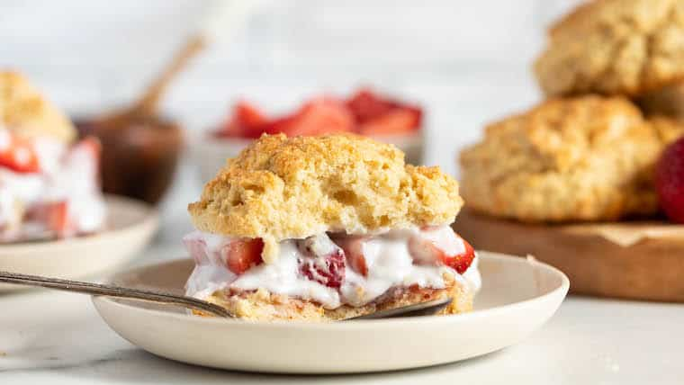 The Best Vegan Shortcake Recipe