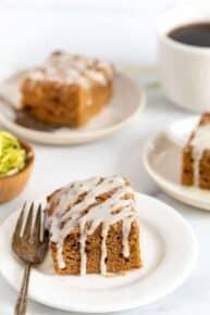 Gluten-Free Zucchini Coffee Cake Recipe