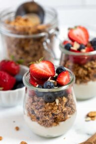 Homemade Almond Granola Recipe