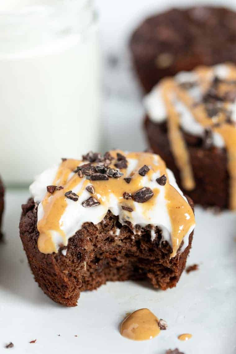 Healthy Coconut Flour Muffins