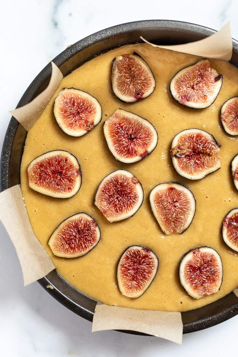 How to make Fig Cake