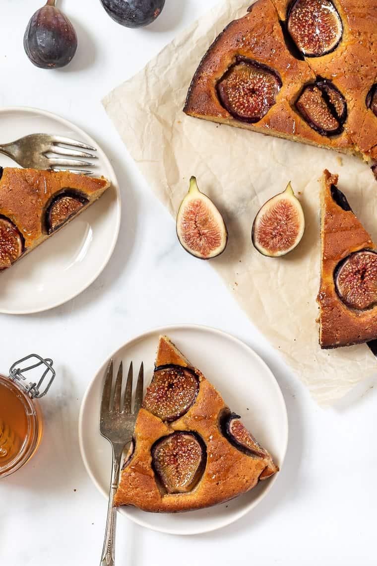 Gluten-Free Fig Cake Recipe