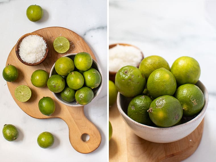 What are Key Limes