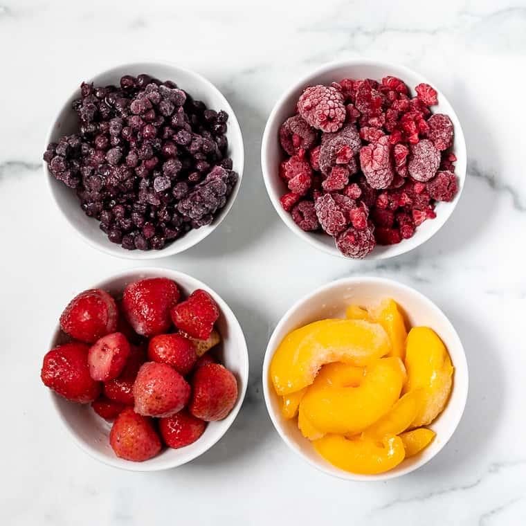 Best Fruit for Chia Jam