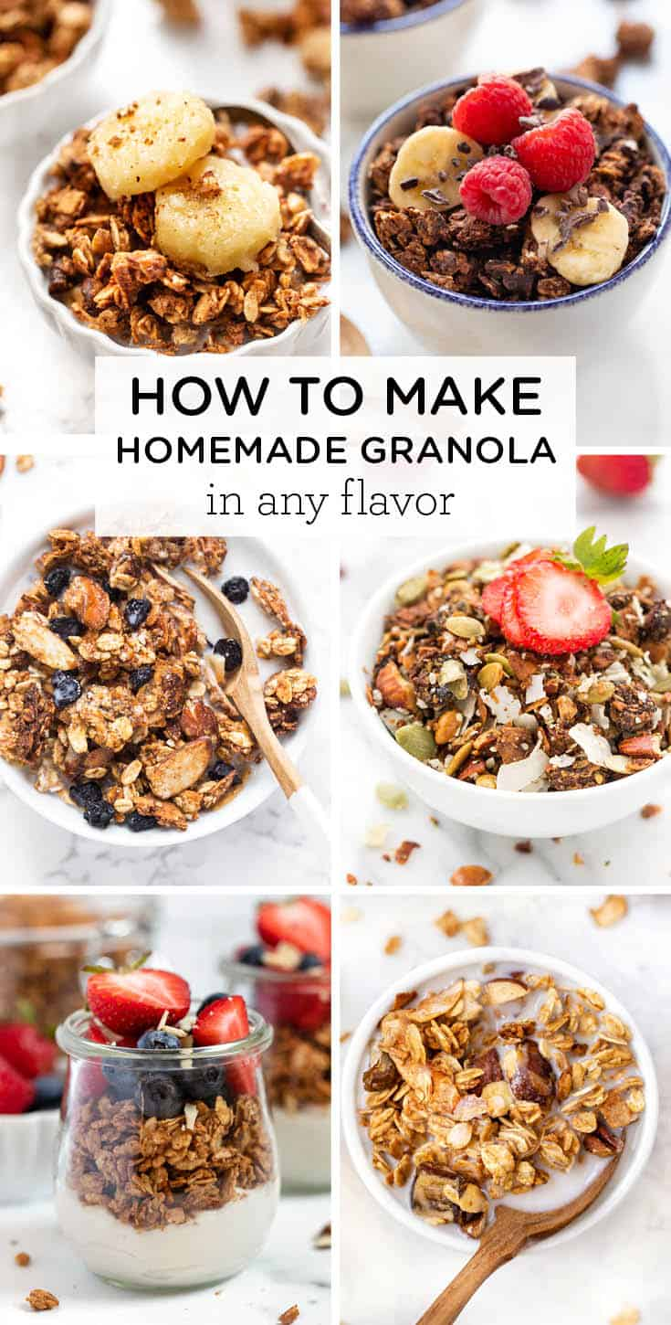 Guide to Homemade Granola