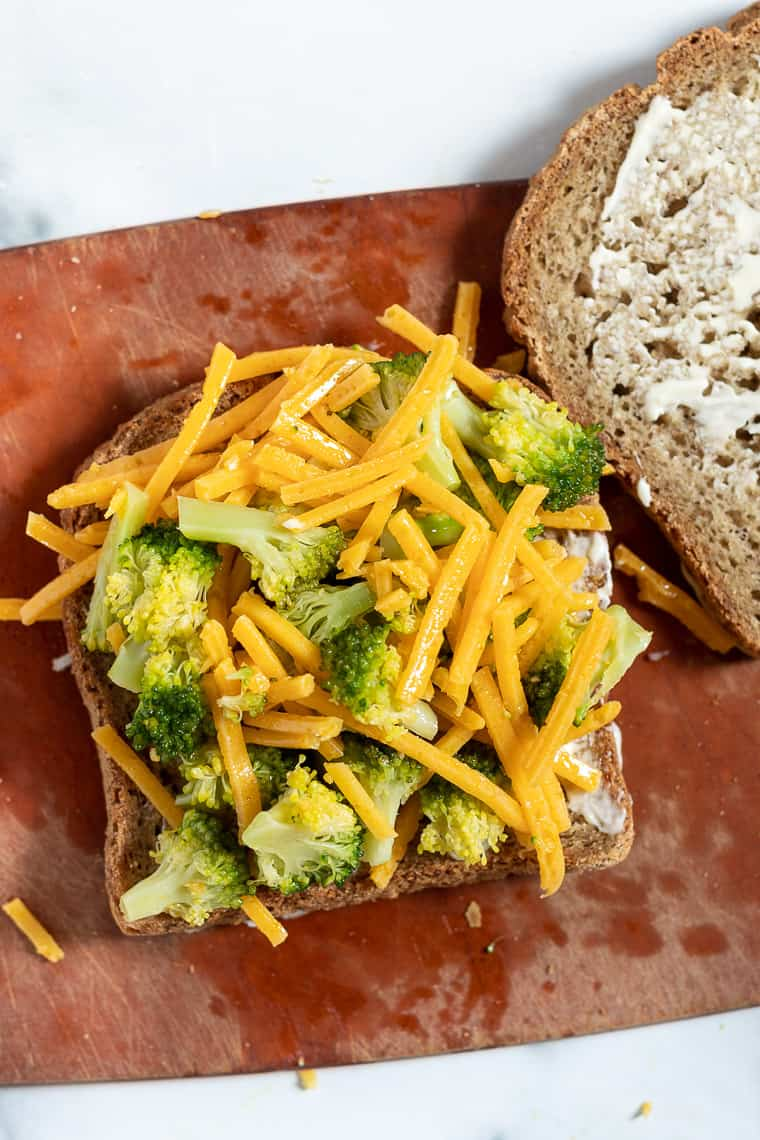 Best Vegan Cheese for Grilled Cheese