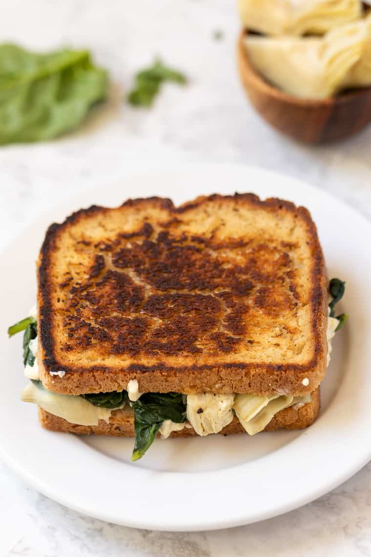 Vegan Grilled Cheese Recipes