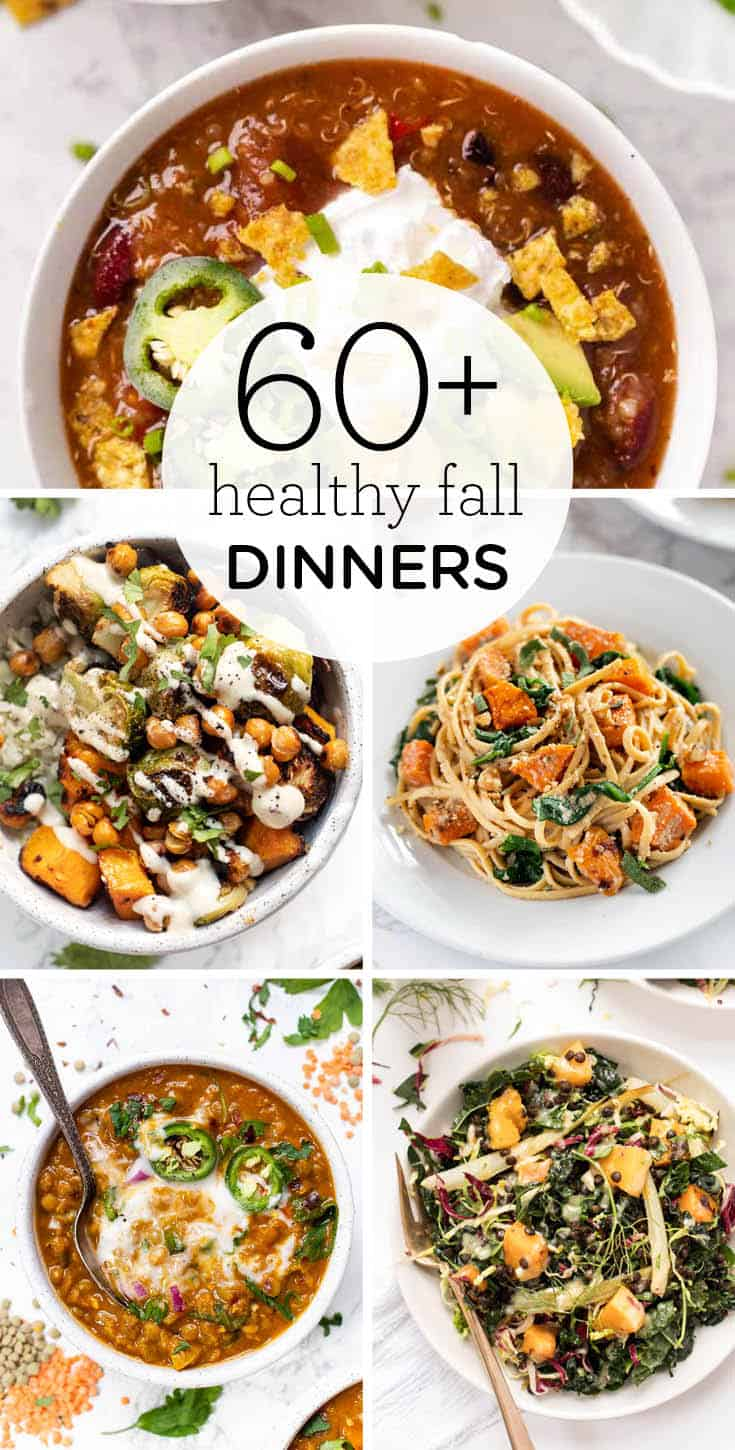 Easy Fall Dinner Ideas