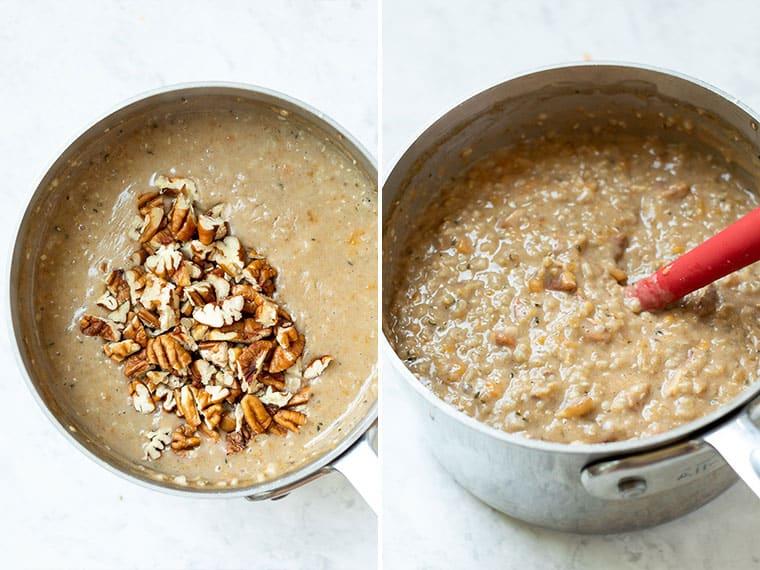 How to make Sweet Potato Oatmeal