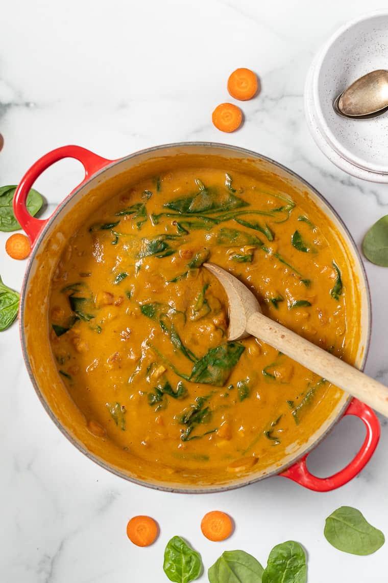 How to Make Pumpkin Stew
