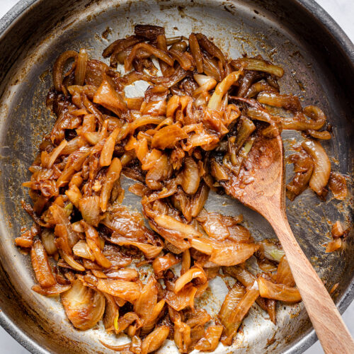 Recipe for Caramelized Onions