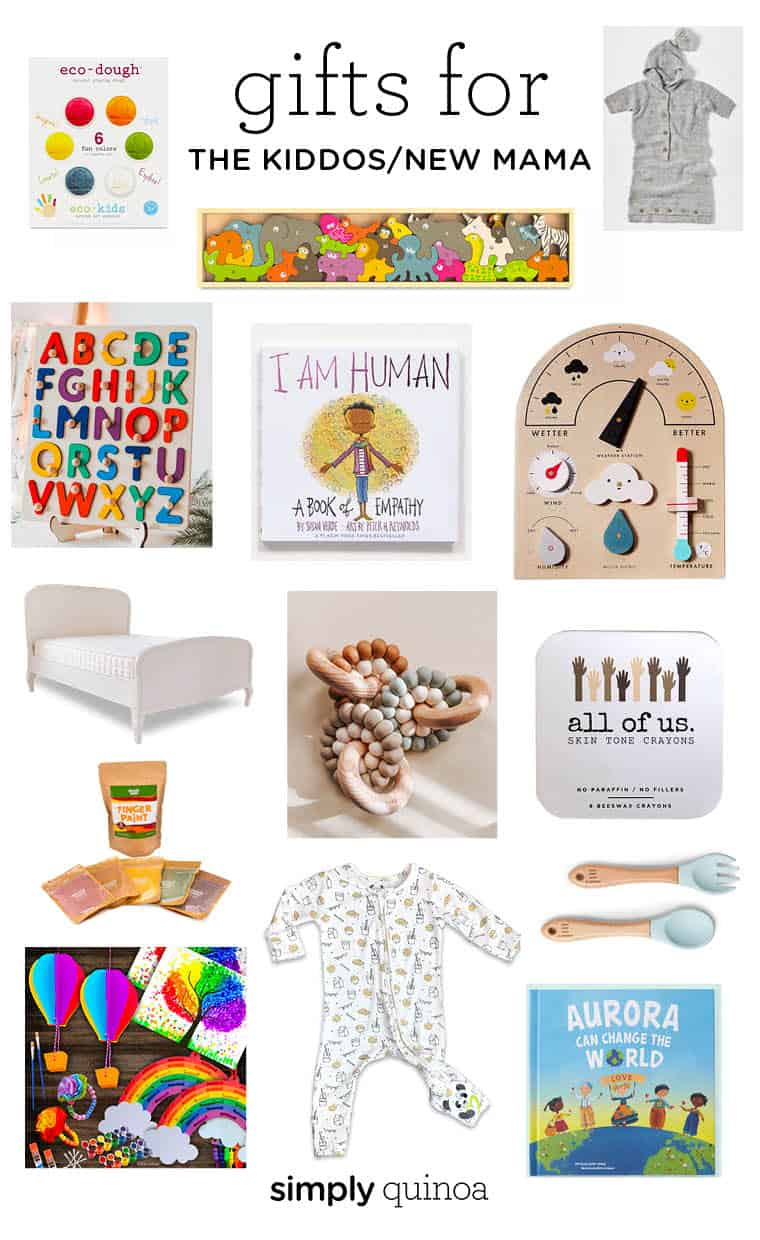 2020 Gift Guides for Kids and New Mom