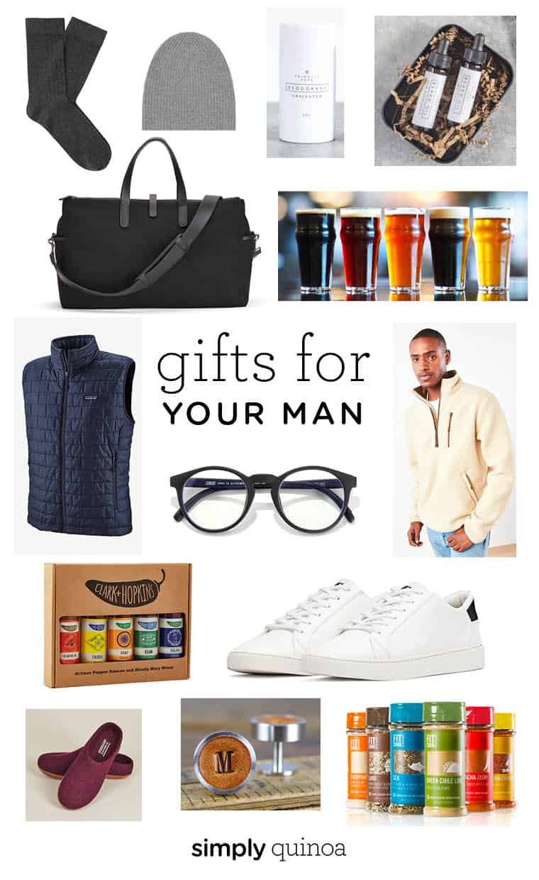 2020 Gift Guides for Him