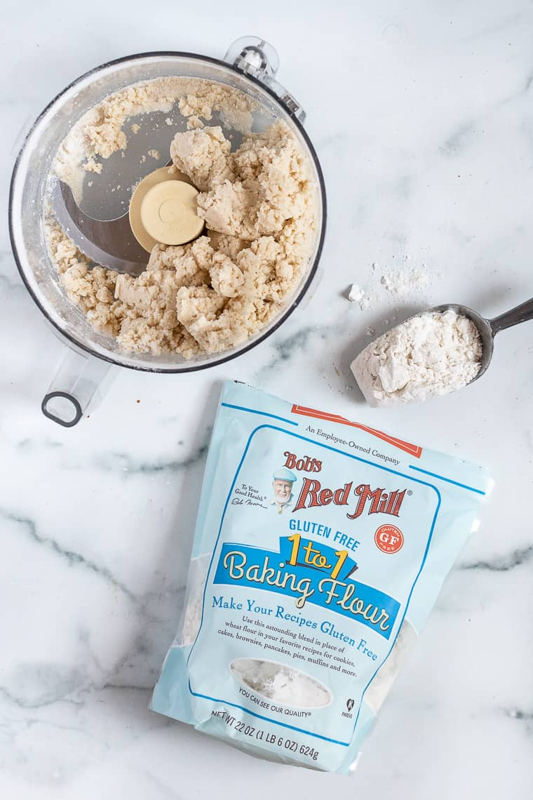 Flakey Gluten-Free Pie Crust Recipe