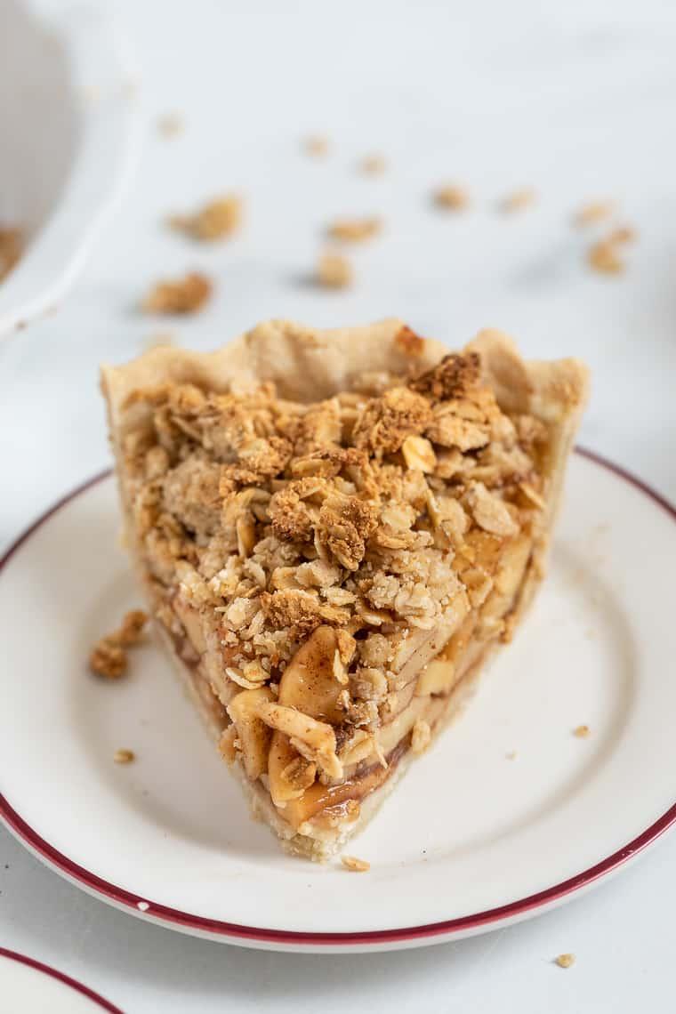 Perfect GF + Vegan Apple Pie Recipe