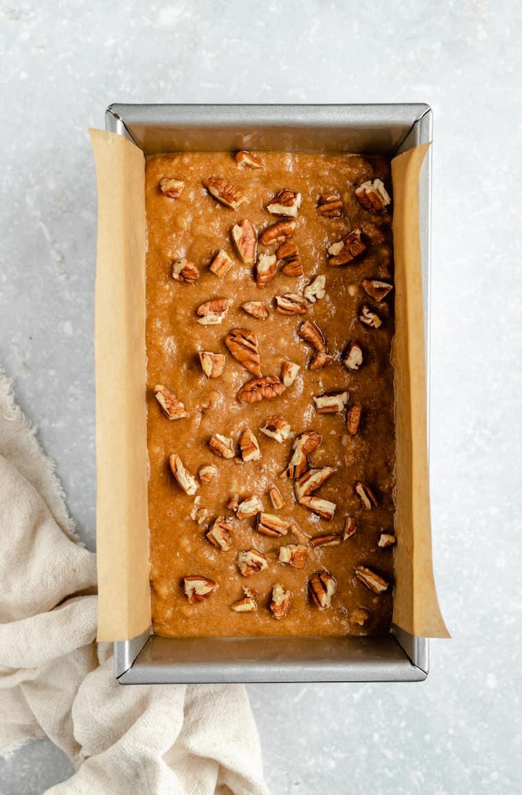 How to Bake Paleo Banana Bread