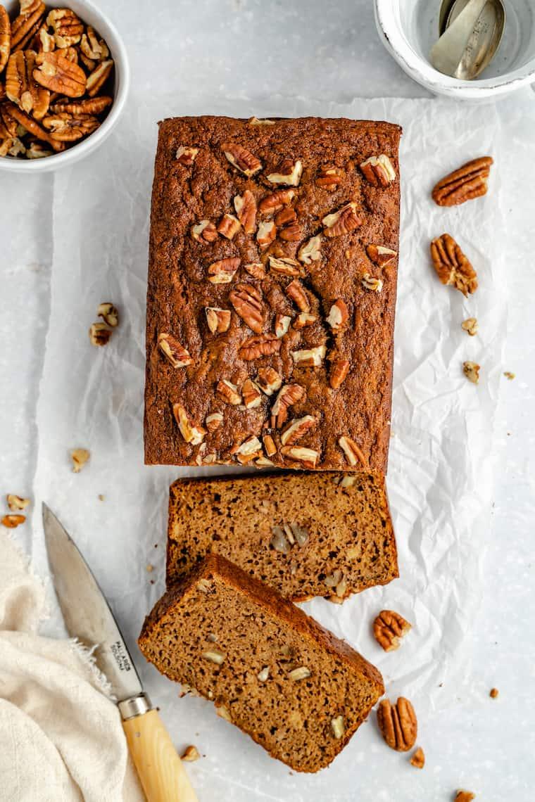 Best Paleo Banana Bread Recipe