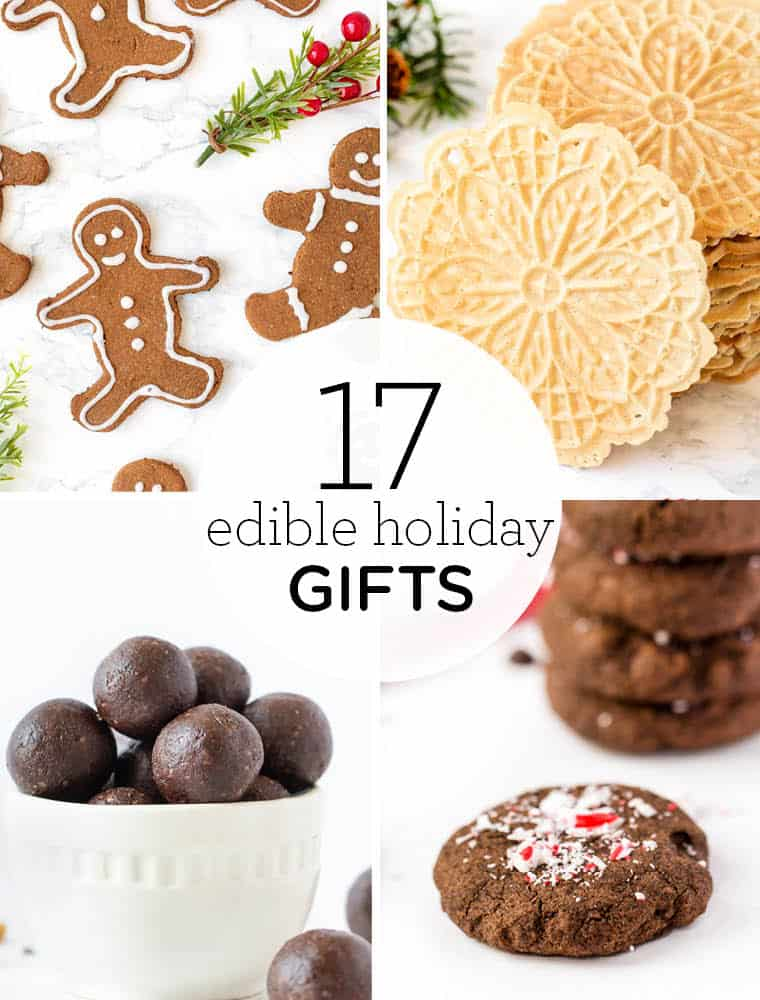 Edible Holiday Gifts