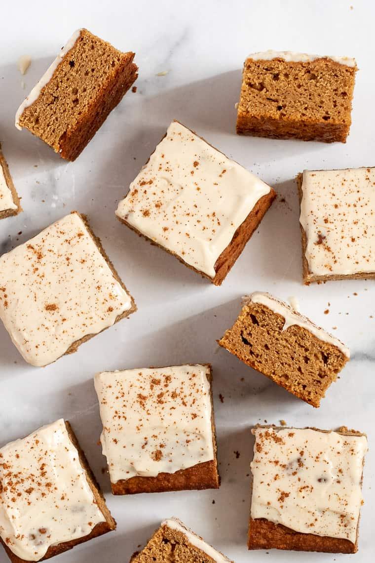 Healthy Gluten-Free Apple Cake Recipe