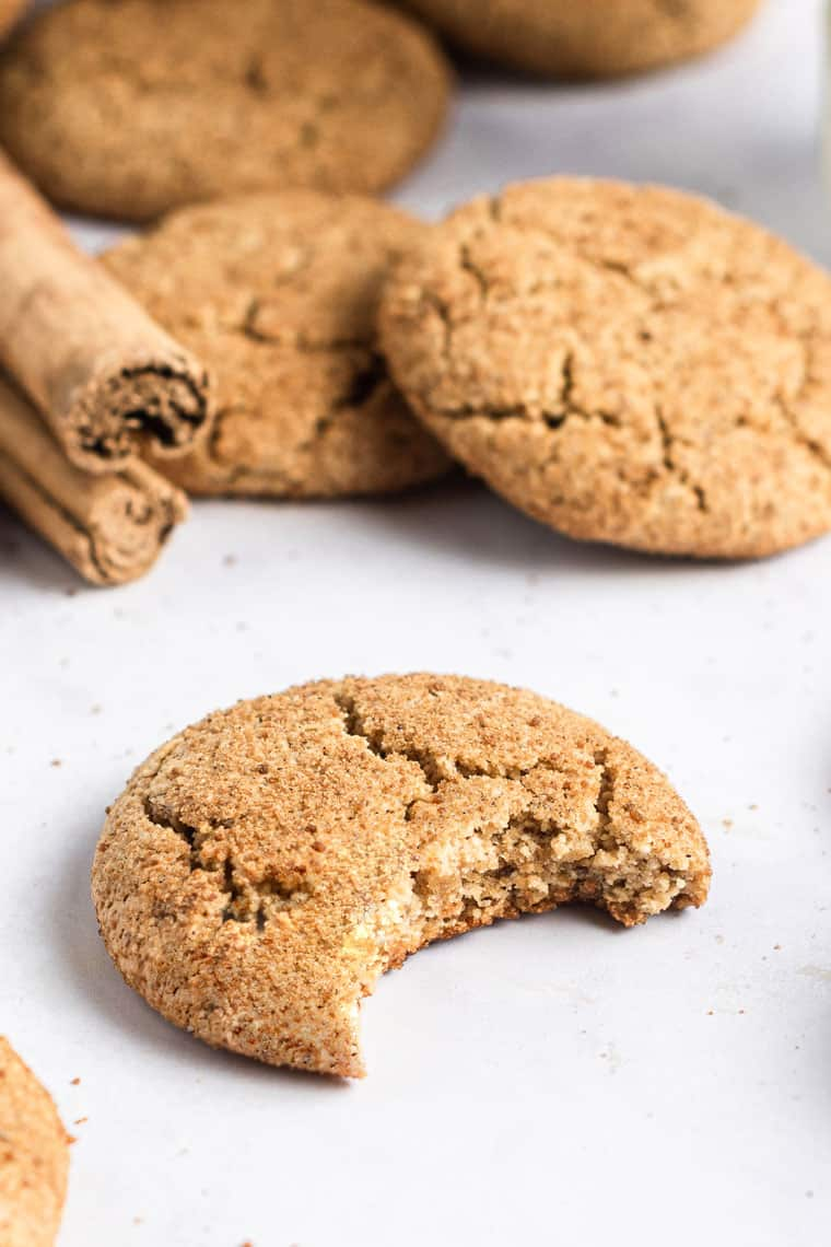 Soft Snickerdoodle Recipe