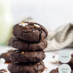 Dairy-Free Hot Chocolate Cookies