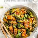 Broccoli Tofu Stir Fry Recipe