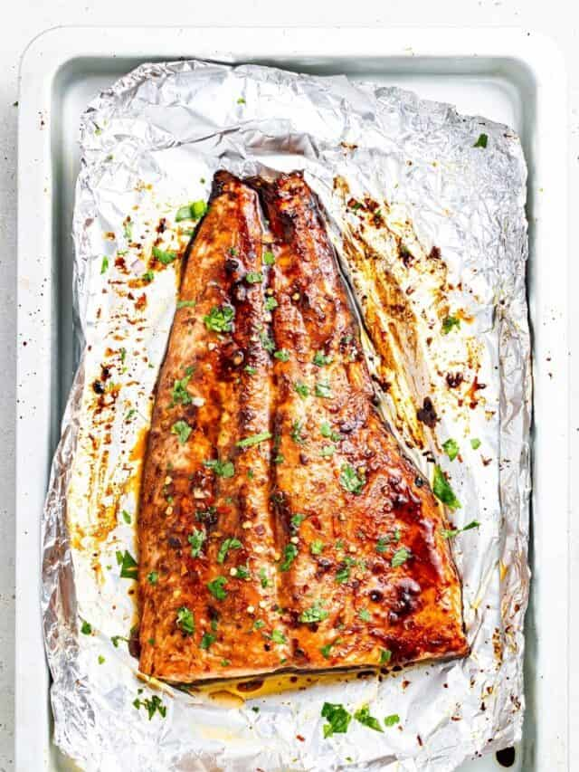Best Firecracker Salmon Recipe