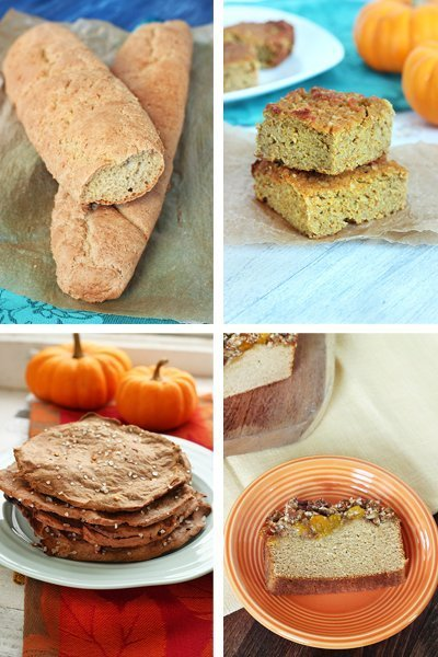 Baking with Quinoa via Queen of Quinoa (@alyssarimmer)