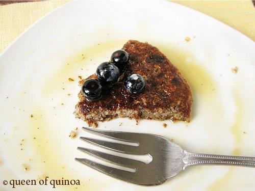 Gluten-free Banana Quinoa Pancakes | Queen of Quinoa