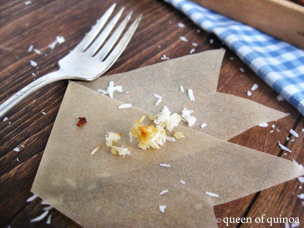 Quinoa Coconut Macaroons | Gluten-Free | Queen of Quinoa