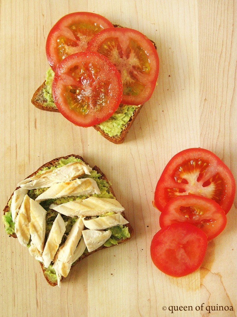 Gluten-free panini toppings