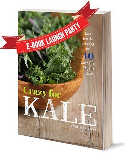 Crazy for Kale Ebook Launch Party