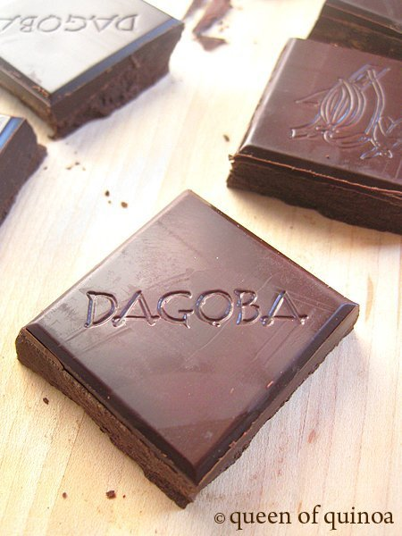Dark Chocolate Almond Butter Cups | Gluten-free & Vegan | Queen of Quinoa
