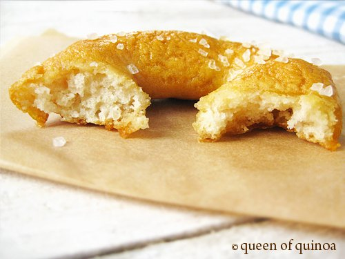 Gluten-Free Soft Pretzels | Queen of Quinoa